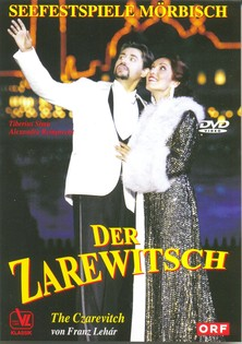 Zarewitsch_Cover